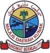Official seal of Kunak District