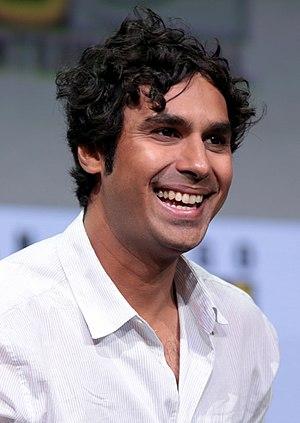 Kunal Nayyar - Nayyar at the 2017 San Diego Comic-Con