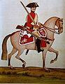 Kurhannoversche Legion Britannique 1761 - Dragoner 5. Eskadron Gmundener Prachtwerk.JPG