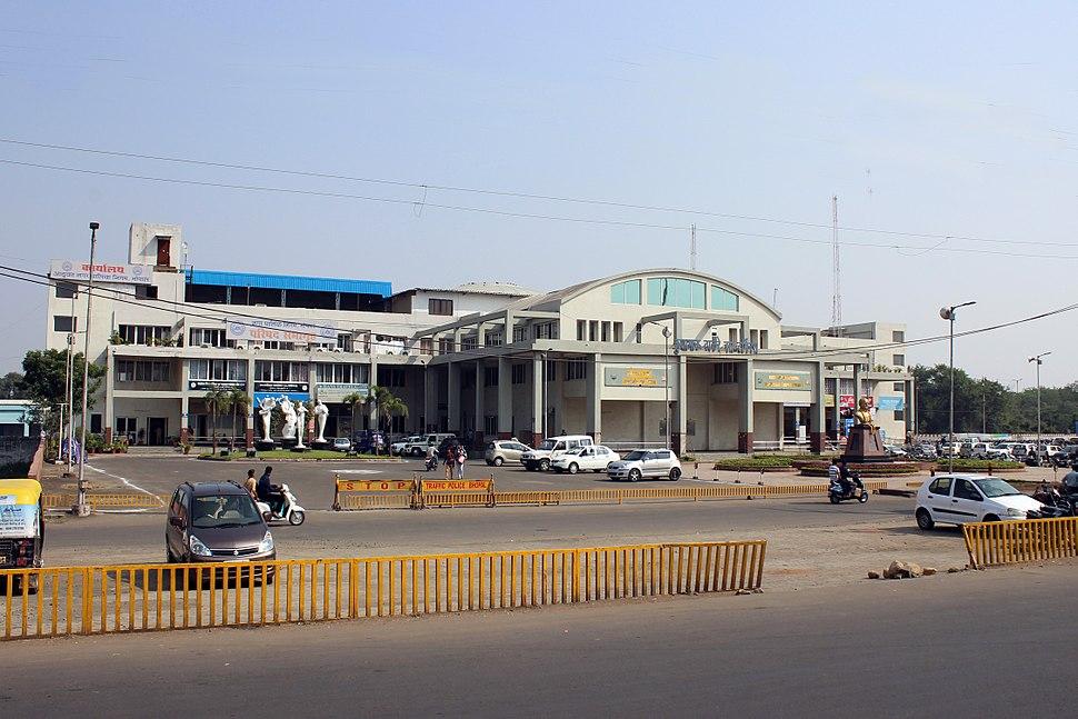 Kushabhau Thakre ISBT Bhopal (2)