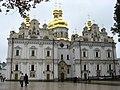 Kyiv Pechersk Lavra - Uspenskyi cathedral front.jpg