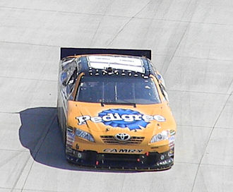 2011 NASCAR Sprint Cup Series - Kyle Busch (car shown above) is tied with Kevin Harvick for the second most wins during the season with four