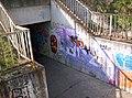 Kyorochan graffiti in Budapest 20080930.jpg