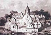 L'abbaye Saint Antoine des Champs