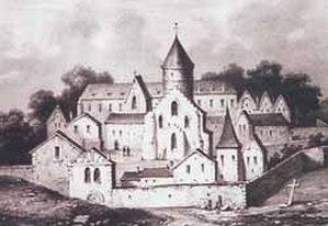 Faubourg Saint-Antoine - Image: L'abbaye Saint Antoine des Champs