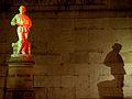 L'omo tricolore Piazza A Rossi schio.jpg