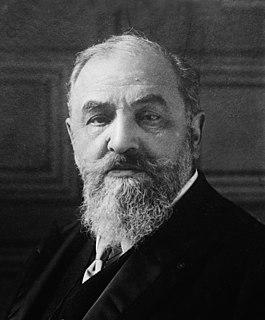 Léon Bourgeois French statesman