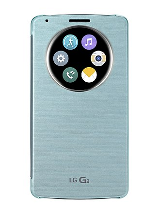 LG G3 - LG G3 QuickCircle Case