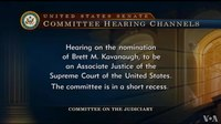 File:LIVE- Brett Kavanaugh and Christine Blasey Ford testify before the Senate Judiciary Committee.webm