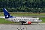 LN-RRO Boeing B737-683 B736 - SAS (28376708936).jpg