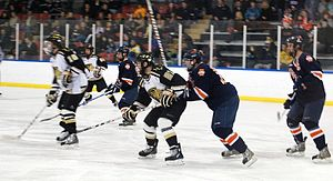 College ice hockey - Lindenwood University vs. University of Illinois
