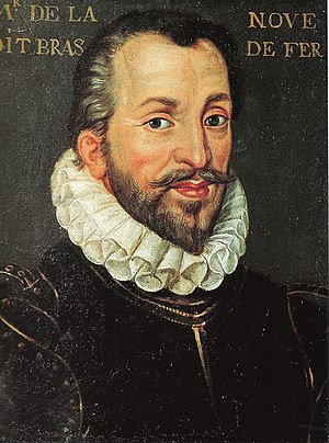 François de la Noue - François de La Noue