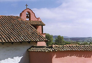 Lompoc, California - La Purisima Mission, Lompoc