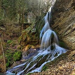 La Sommette, cascade de Plainmont.jpg