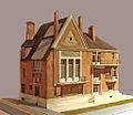 La maquette de lhôtel particulier Renard au Musée des années 30 (Boulogne-Billancourt) (2135485537).jpg