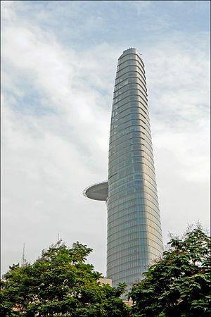 AREP - Bitexco Financial Tower in Ho Chi Minh City)
