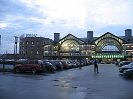 Ladozhsky railway station