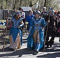 Lady's in blue, Elfia 2013 Haarzuilens (8674584031).jpg