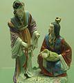 Lady Daiyu burying flower petals and Lady Baoyu IMG 5006.JPG