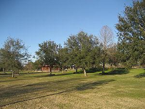 Lafreniere Park - Image: Lafreniere Park 1