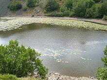 Il lago Bino