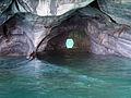 Lago genera carrera, cavernas de marmol.JPG