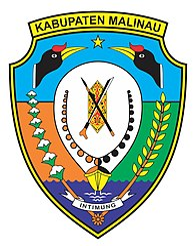 Berkas Lambang Kabupaten Malinau Jpeg Wikipedia Bahasa Indonesia Ensiklopedia Bebas