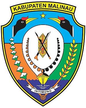 Malinau Regency - Image: Lambang Kabupaten Malinau