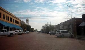 Lamesa, Texas - Image: Lamesa street 02