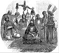 Land of the Veda - Weighing of the Emperor in the Dewan Khass.jpg