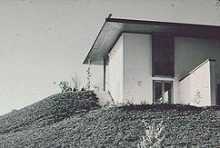 Bungalows en Gmund am Tegernsee, incluida la residencia y el bungalow del canciller Ludwig Erhard (1952-1955)
