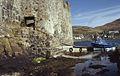 Landing stage Kisimul castle, Castlebay. Barra - geograph.org.uk - 852069.jpg
