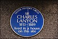 Lanyon plaque, Wellington Place, Belfast - geograph.org.uk - 446401.jpg