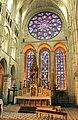 Laon, Cathédrale Notre-Dame, the main altar.JPG