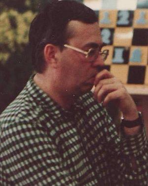 László Bárczay - Image: Laszlo Barczay 1982 Dortmund.jgp