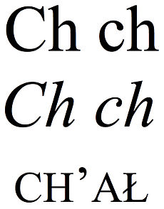 "Latin small and capital letter ""ch"".jpg"
