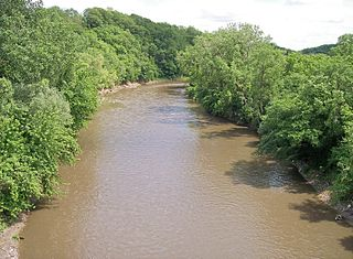 Le Sueur River river in the United States of America