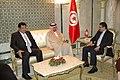 Le chef de la diplomatie reçoit le président général du Fonds d'Abou Dhabi pour le développement (6886718657).jpg