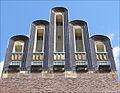 Le pignon de la tour du mariage (Darmstadt) (7892416426).jpg