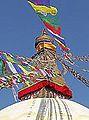 Le stupa de Bodhnath (Népal) (8631610892).jpg