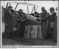 Leaside aerodrome, first regular airmail delivery (43485178832).jpg