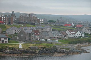 Lerwick town and port on Shetland, and capital of the Shetland Islands, Scotland
