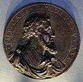 Leone leoni, medaglia di carlo V come un imperatore romano, paesi bassi 1549.jpg