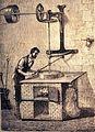 """Les merveilles de l'industrie, 1873 """"Chauffoir à feu nu des graines oléagineuses écrasées"""". (4306329006).jpg"""
