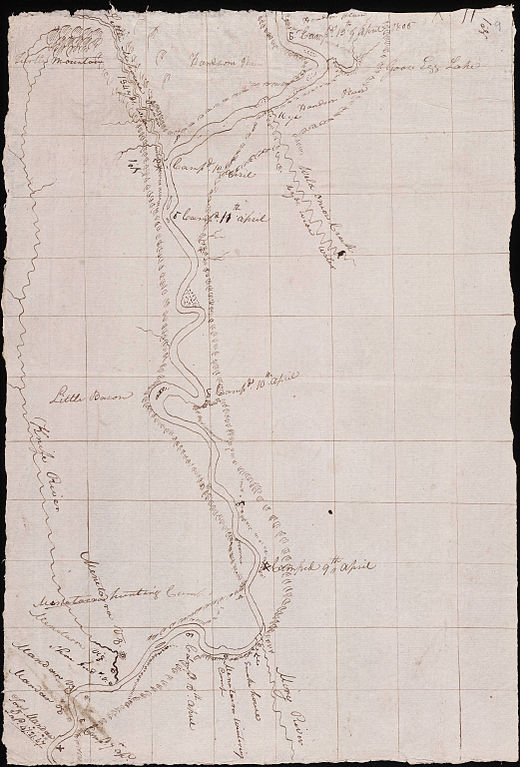 File:Lewis and Clark Expedition Maps (41).jpg - Wikimedia Commons