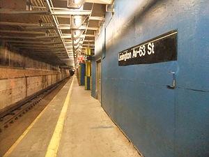 BMT 63rd Street Line