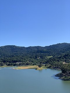 Lexington Reservoir