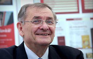 Hungarian Democratic Forum - Image: Lezsák Sándor (2015)