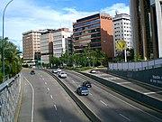 Caracas, Libertador Avenue