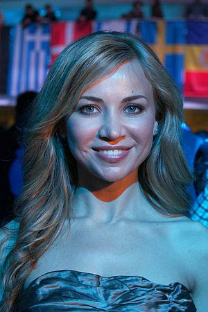 Poland in the Eurovision Song Contest 2009 - Lidia Kopania Polish representative in 2009